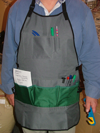 General Purpose Apron (Long)